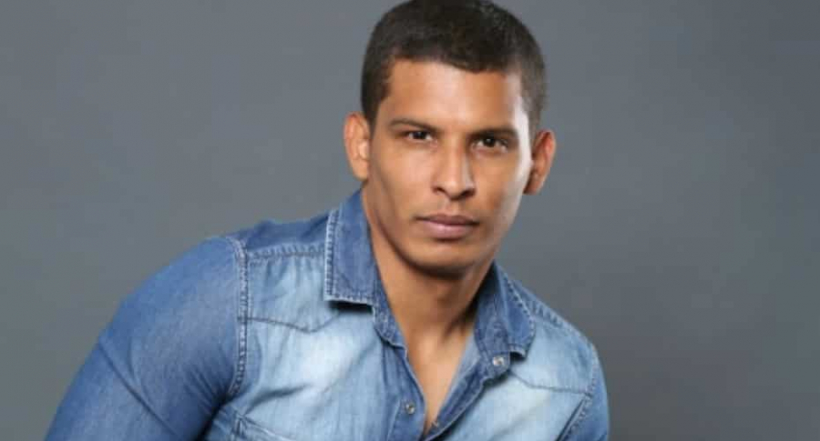 Nairo Gómez, actor colombiano.