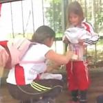 Niña de River Plate