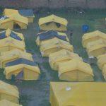 Campamento venezolano