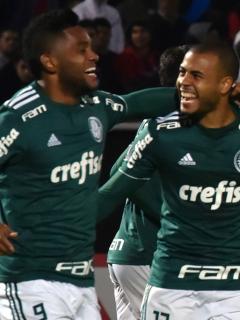 Hinchas de Palmeiras sí consideran a Borja una estrella y quieren que se quede