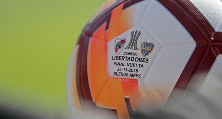 Final Copa Libertadores entre River Plate y Boca Juniors