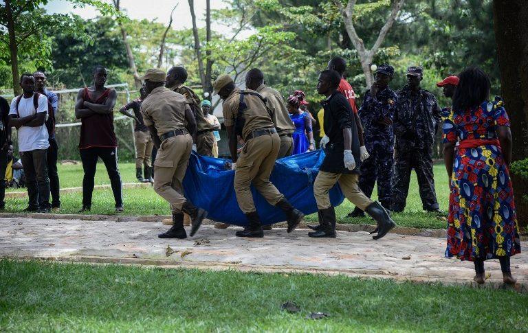 Naufragio Uganda