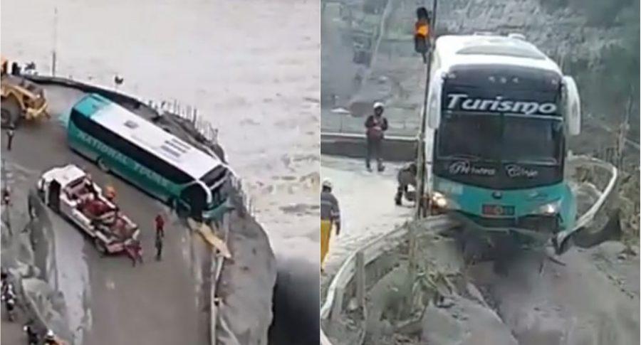 Hidrotuango Bus