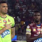 lvaro Montero y Marco Pérez, Deportes Tolima