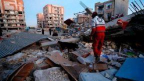 Edificaciones destruidas