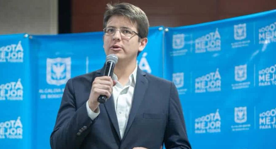 Miguel Uribe Turbay, exsecretario de Gobierno de Bogotá