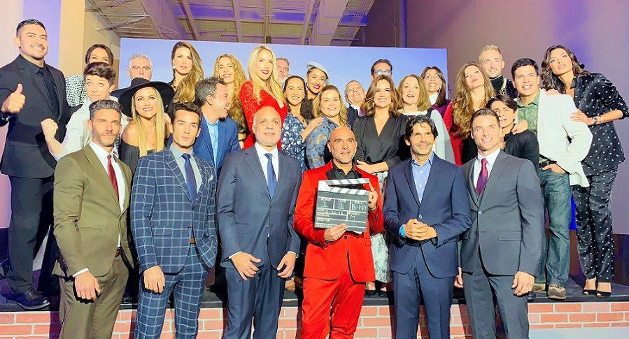"""Presentación de la serie de Telemundo """"Betty en Nueva York"""", en Miami"""