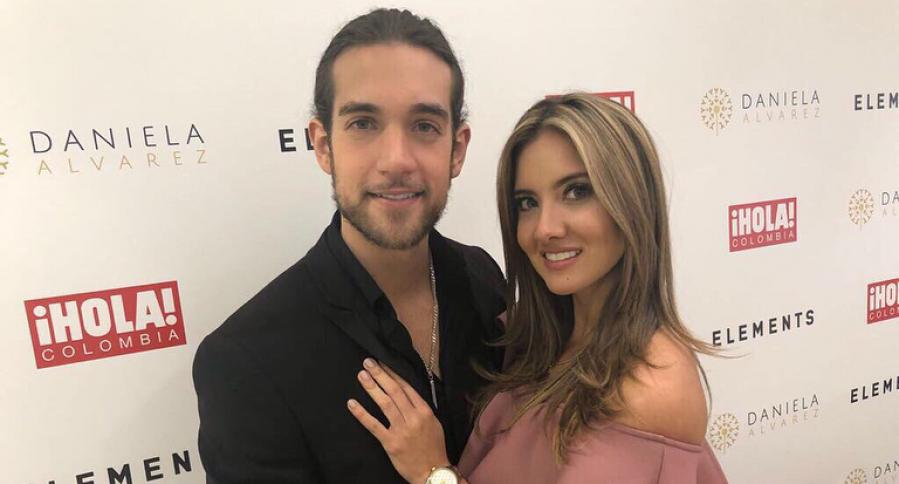 Daniella Álvarez y Lenard Vanderaa