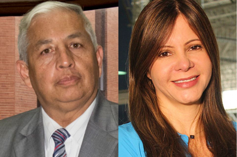 Milton Núñez Paz y Adriana Barragán López
