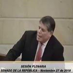 Senador Antonio Zabaraín