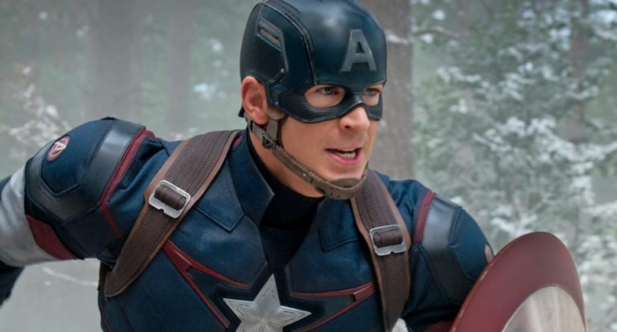 Capitán América.