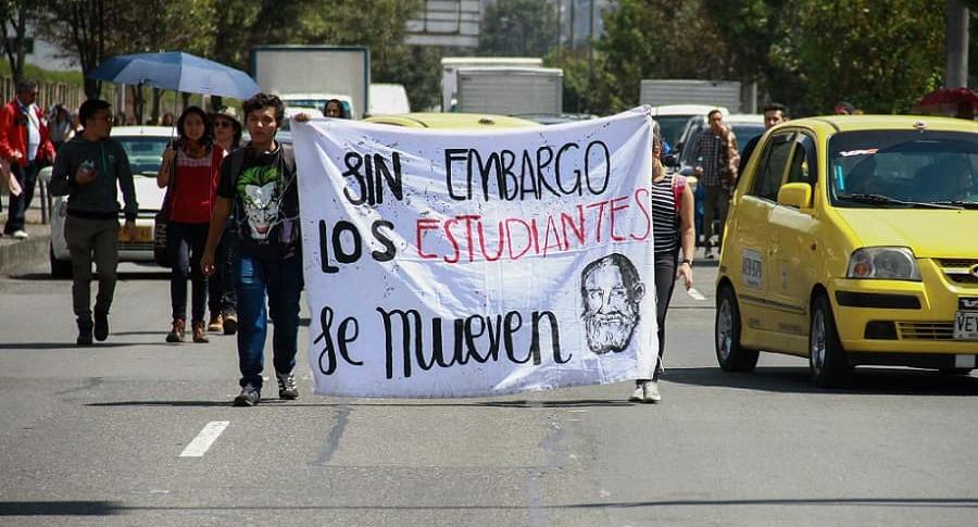 Manifestaciones del 28 de noviembre