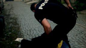 Arresto policía