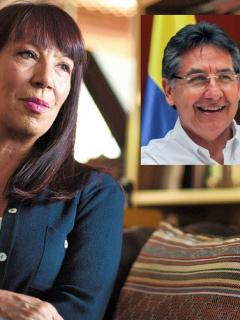 Exfiscal Martínez perdió tutela contra María Jimena Duzán y hasta terminó vaciado