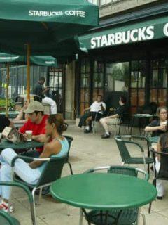 Tienda de Café.