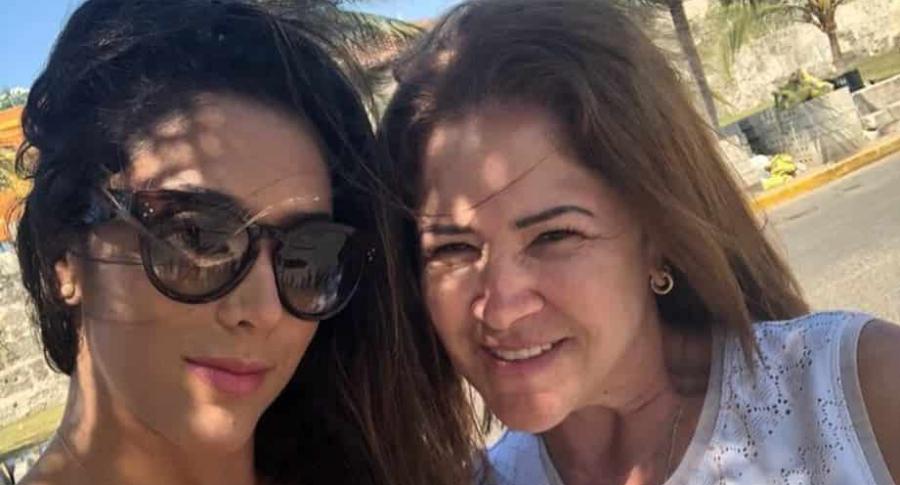 Daniela Ospina y Lucía Ramírez