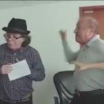 Jhon Claro y Rodolfo Hernández