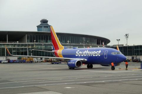 Avión Southwest