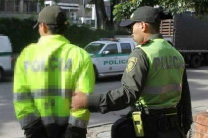 Policía capturado