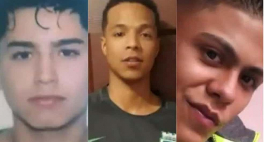 Desaparecidos en Medellín