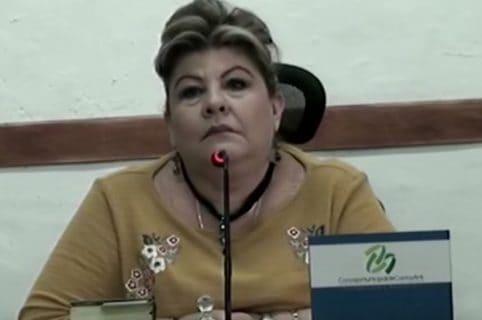 Gloria Amparo Calle