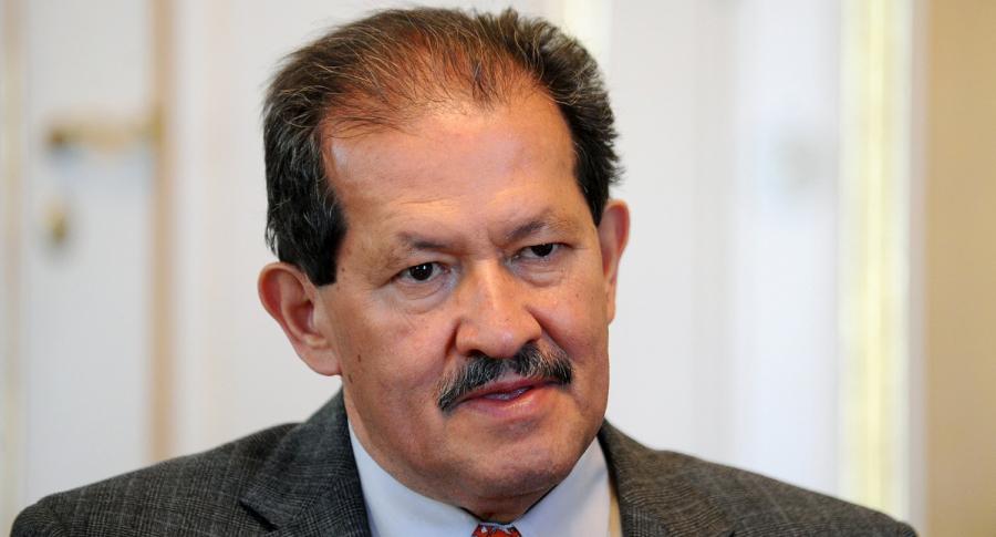 Angelino Garzón, exvicepresidente.