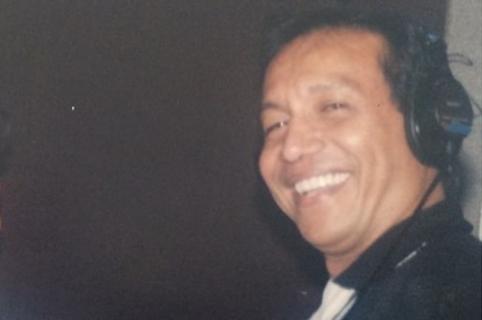 Diomedes Díaz, cantante.