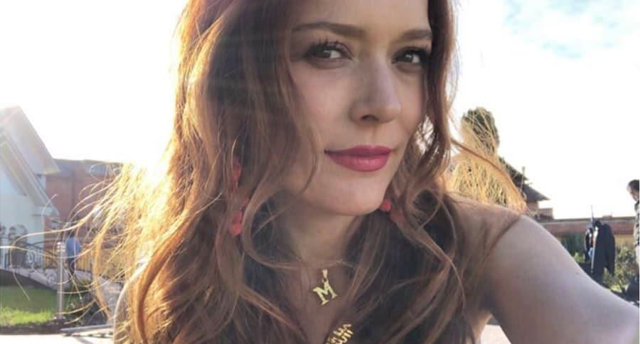 Carolina Acevedo, actriz.