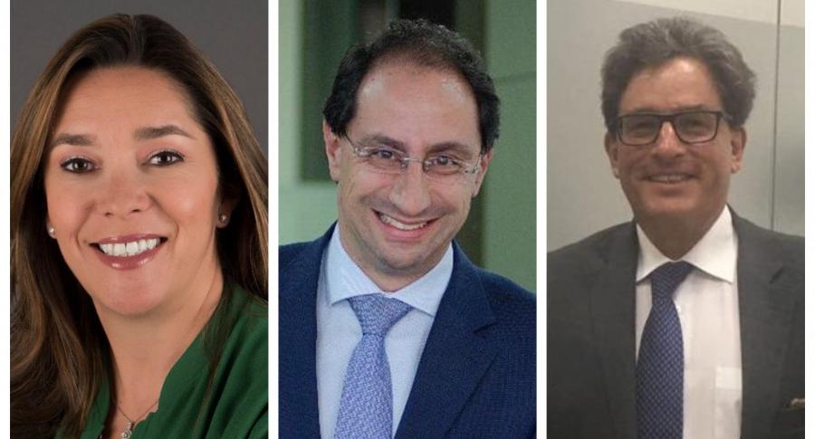 Ministros del Gobierno Nacional