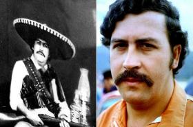 Pablo Escobar, narcotraficante.