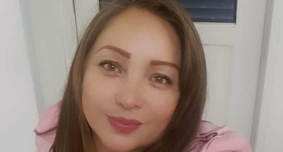 Selfie de Ana Victoria Beltrán