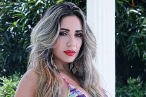 Lina María Núñez, reina de belleza