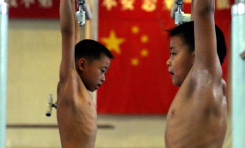Gimnasia China