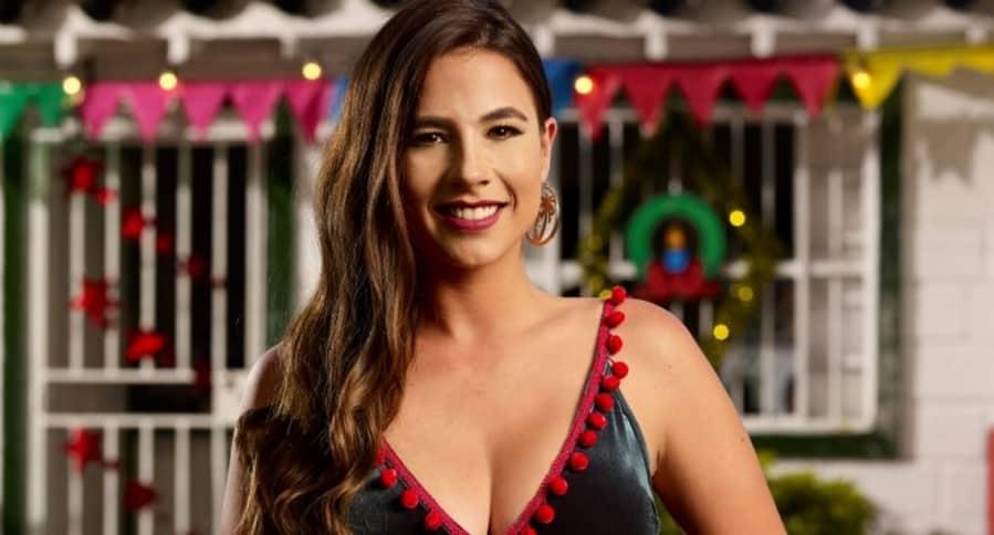Carla Giraldo, actriz.