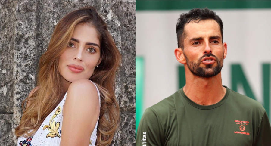 Camila Avella y Santiago Giraldo