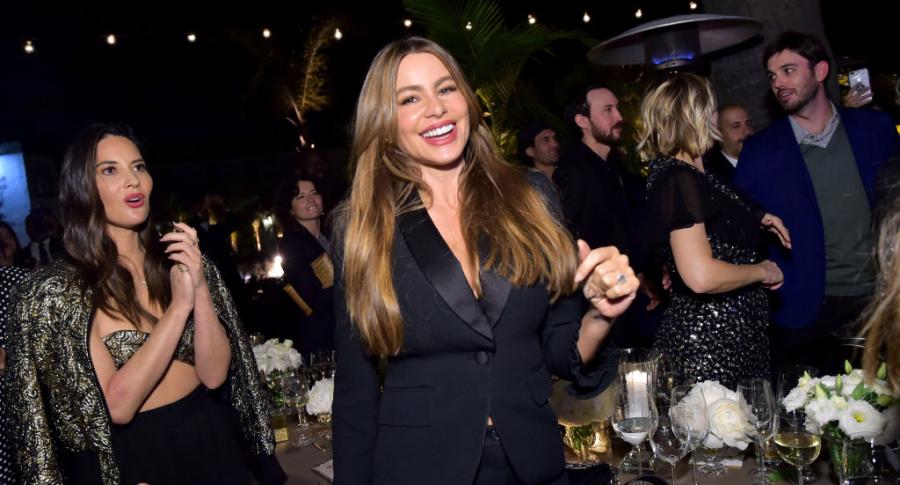 Sofía Vergara en un evento benéfico en Beverly Hills
