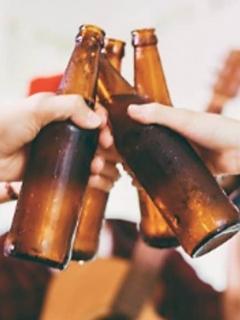 ¿Colombianos se dedicaron a fumar y a beber en plena cuarentena?