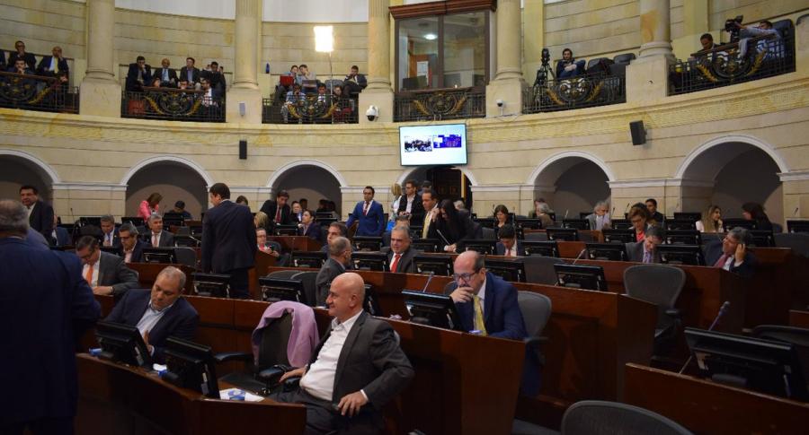 Plenaria del Senado aprobó el art. 52 como viene en la ponencia