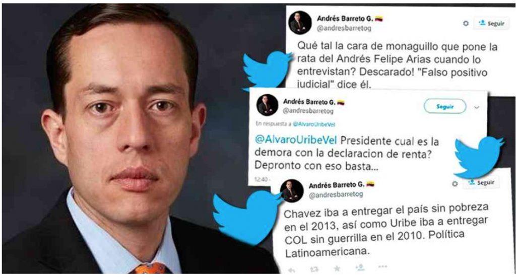 Trinos Andrés Barreto