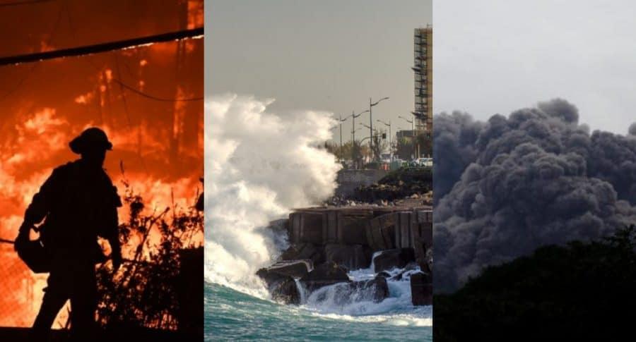 Desastres naturales en 2018