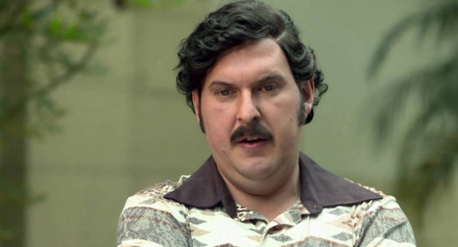 Andrés Parra, en 'Escobar, el patrón del mal'