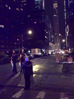 Evacúan sede de CNN en Nueva York por amenaza de bomba