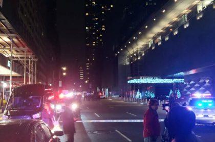 Sede de CNN en Nueva York evacuada por amenaza de bomba