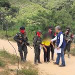 Liberación de menor secuestrada