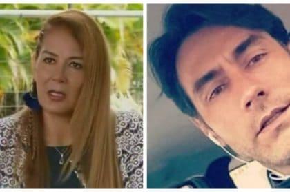 Martha Rojas y Mauro Urquijo
