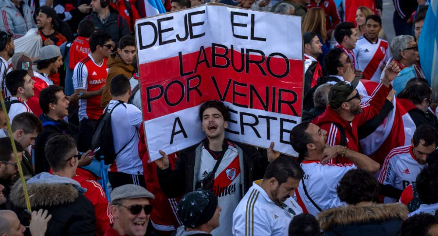 Hinchada del River Plate