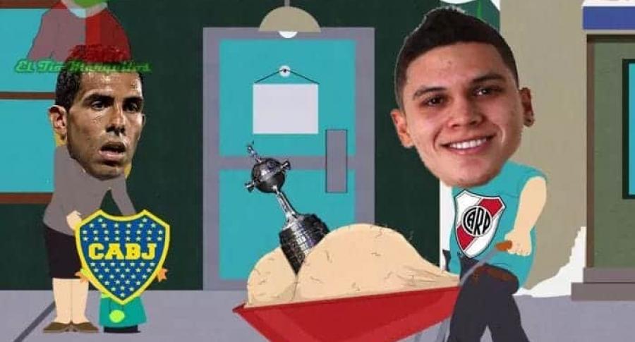 Meme de Juan Fernando Quintero