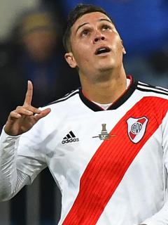 En 2 partidos, Quintero se gana el puesto y estará ante Boca en semifinal de Libertadores