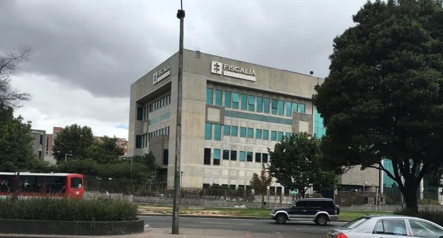 Sede de la Fiscalía General de la Nación en Bogotá