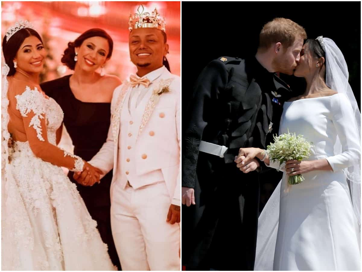 d9699f9b7 Los matrimonios más pomposos de aquí y allá del 2018